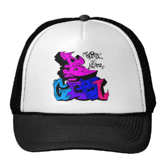chapéu da B-menina Boné