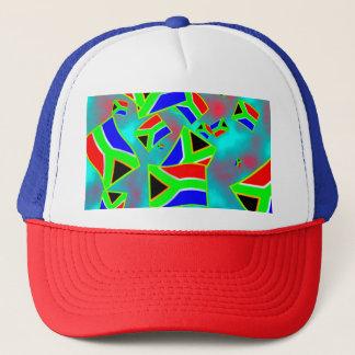 Chapéu da BANDEIRA de ÁFRICA DO SUL Boné