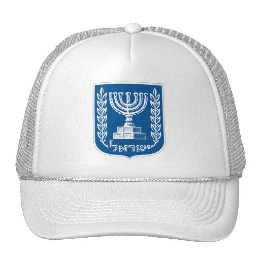 Chapéu da brasão de Israel Bones