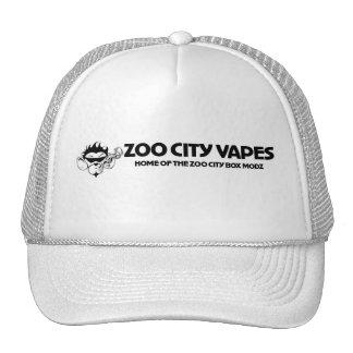 Chapéu da cidade do jardim zoológico boné
