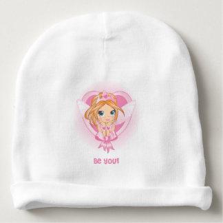Chapéu da criança do reforço do algodão da pele do gorro para bebê