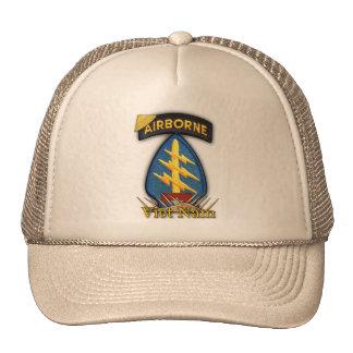 chapéu da guerra do vietname das forças especiais boné