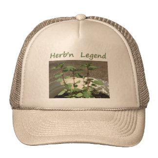 Chapéu da legenda de Herb'n Boné
