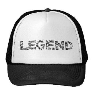 Chapéu da legenda - escolha a cor boné