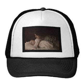 Chapéu da mãe e da criança boné