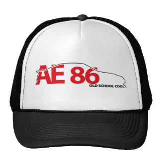Chapéu da malha do esboço AE86 Boné