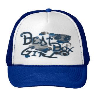 Chapéu da menina B de Beatbox Boné
