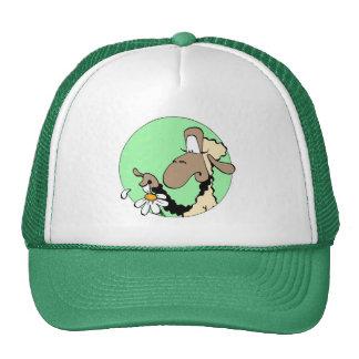 Chapéu da ovelha dos desenhos animados boné
