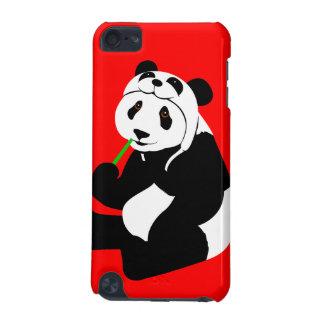 Chapéu da panda capa para iPod touch 5G