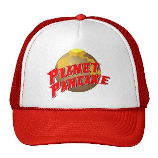 Chapéu da panqueca do planeta boné