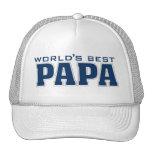 Chapéu da papá do mundo o melhor boné