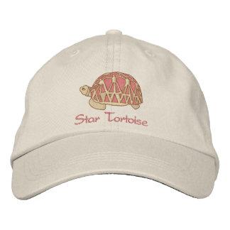 Chapéu da tartaruga da estrela boné bordado