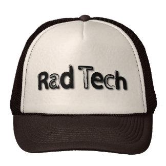 Chapéu da tecnologia do Rad Boné