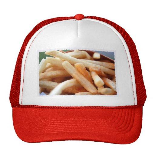 Chapéu das batatas fritas boné
