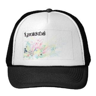 chapéu das legendas boné