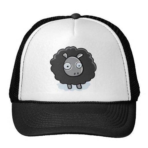 Chapéu das ovelhas negras bones