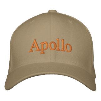 Chapéu de Apollo Boné Bordado