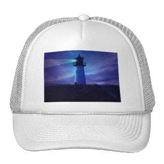 Chapéu de basebol da baliza do farol boné