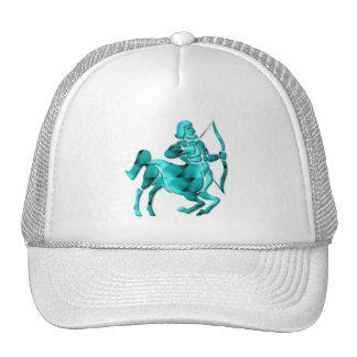 Chapéu de basebol do zodíaco do Sagitário Bones
