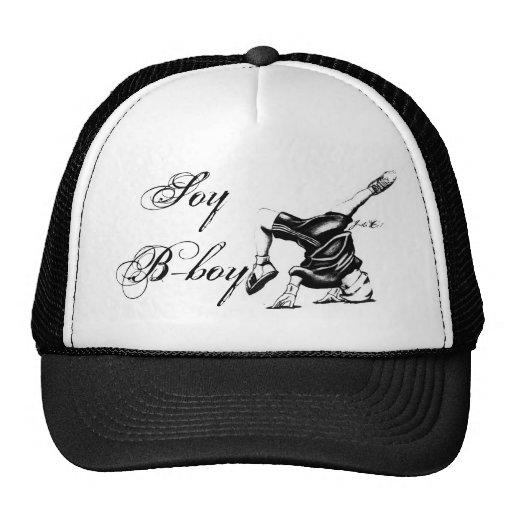 Chapéu de BBoy Bone