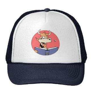 Chapéu de Bull dos desenhos animados Bonés