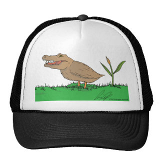 Chapéu de Crocoduck na cor! Boné