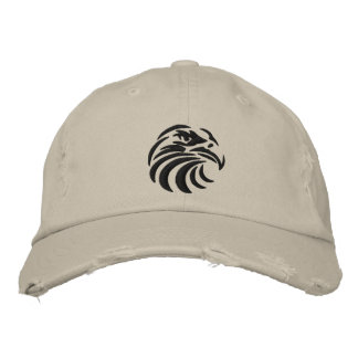 Chapéu de Eagle Boné Bordado