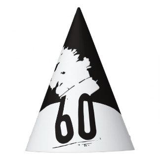 Chapéu De Festa 60 para um 60th aniversário
