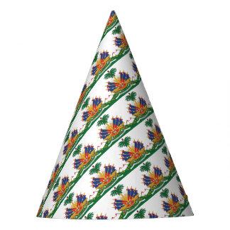 Chapéu De Festa A brasão de Haiti