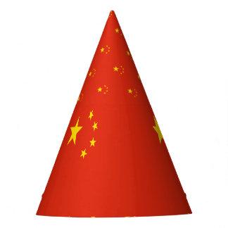 Chapéu De Festa Bandeira de China