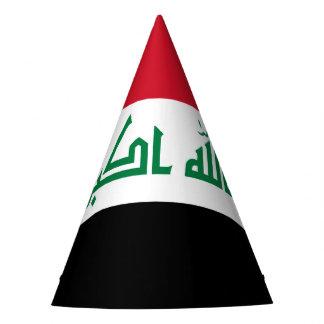 Chapéu De Festa Bandeira de Iraque