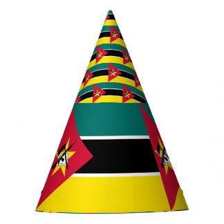 Chapéu De Festa Bandeira de Mozambique