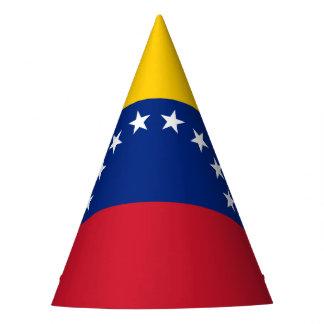 Chapéu De Festa Bandeira de Venezuela