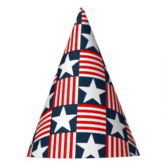 Chapéu De Festa Bandeira dos Estados Unidos bonito
