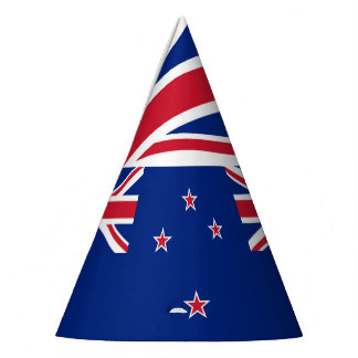 Chapéu De Festa Bandeira nacional de Nova Zelândia