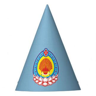 Chapéu De Festa Brasão de Calmúquia