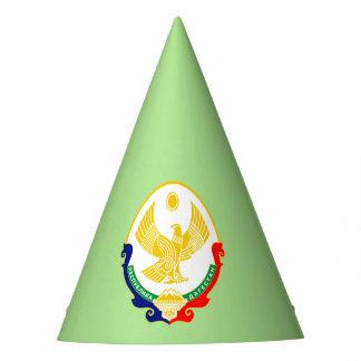 Chapéu De Festa Brasão de Daguestão