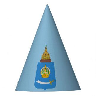 Chapéu De Festa Brasão do oblast de Astracã