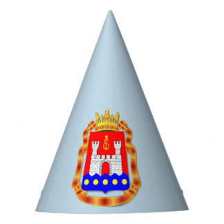 Chapéu De Festa Brasão do oblast de Kaliningrad