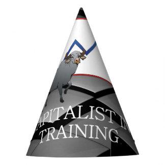 Chapéu De Festa Capitalista do T no treinamento