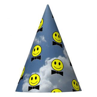 Chapéu De Festa Caras felizes do laço no céu