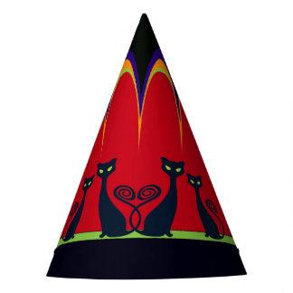Chapéu De Festa Carnaval gótico do Dia das Bruxas