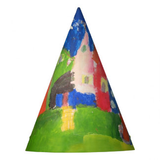 Chapéu De Festa Castelo do mistério