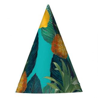 Chapéu De Festa cerceta do pineaple e dos limões