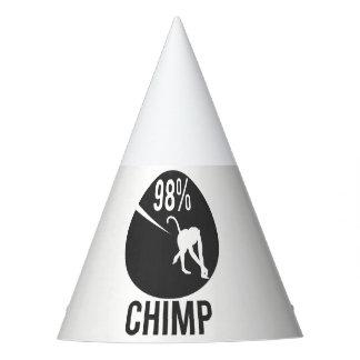 Chapéu De Festa chimpanzé de 98%