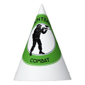 Chapéu De Festa Combate do Paintball