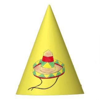 Chapéu De Festa Comemore o Sombrero mexicano da festa de Cinco de