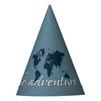 Chapéu De Festa Deixe a aventura começar