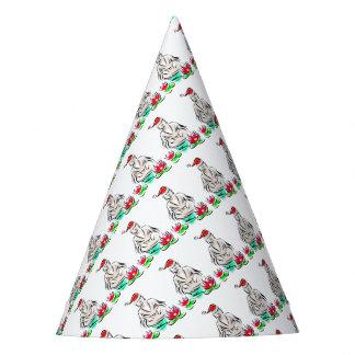 Chapéu De Festa Design do Natal do zen
