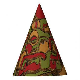 Chapéu De Festa Design maia dos Hieroglyphs